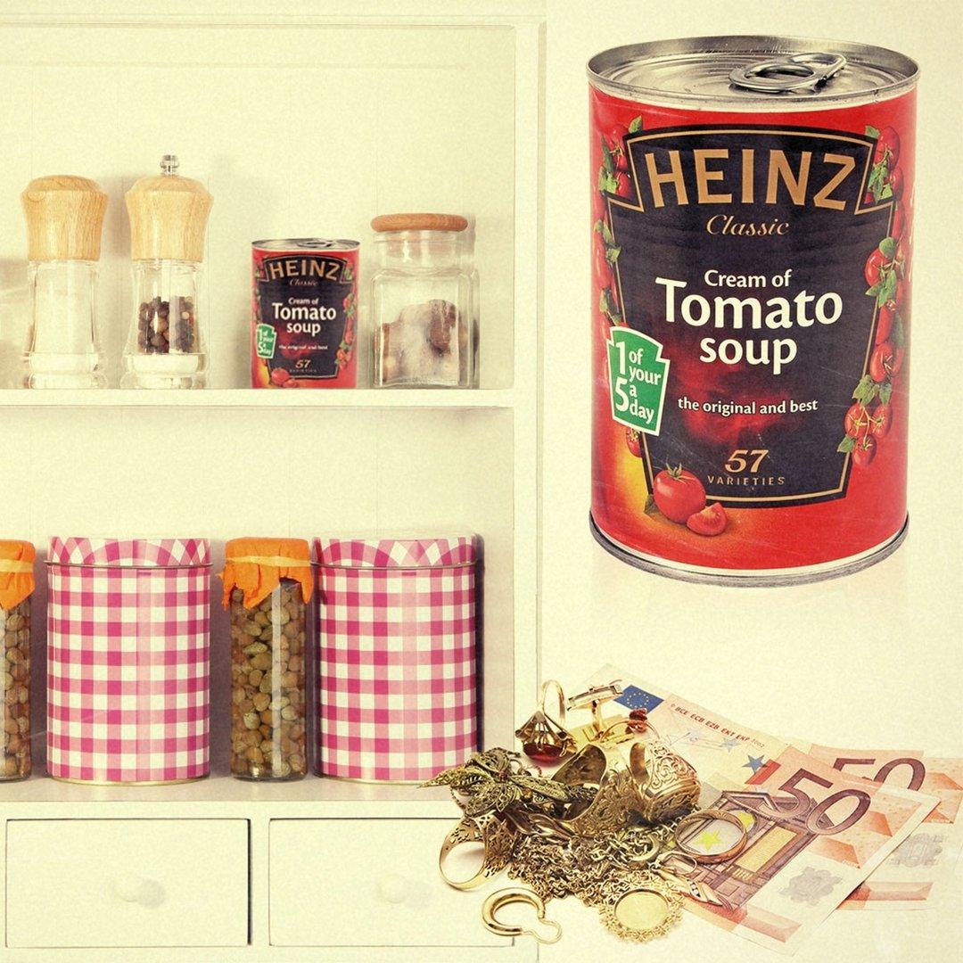 Heinz Tomatensuppe